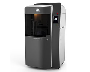 Projet 7000 3d Printers And Cad Software Zprinter 3d